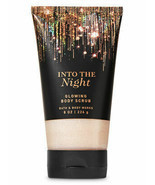 "Bath & Body Works ""INTO THE NIGHT"" - Glowing Body Scrub 8 oz - £12.06 GBP"