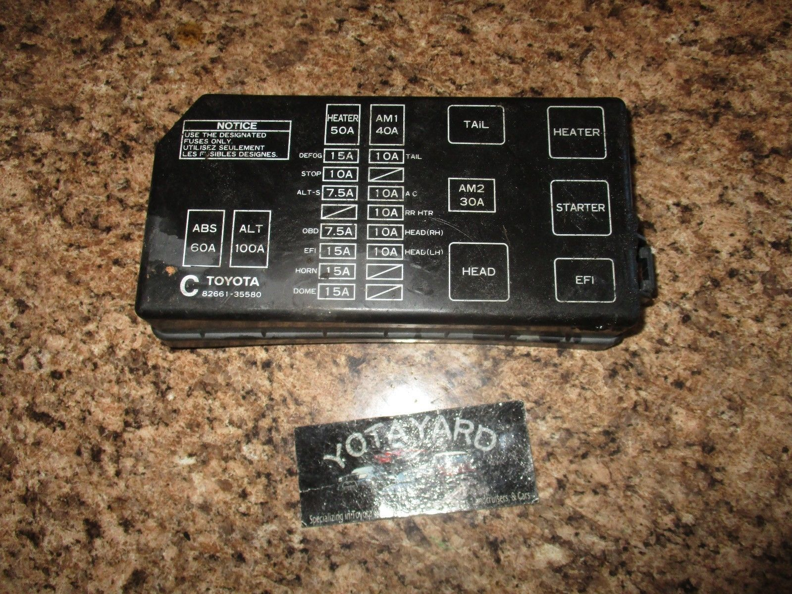 96 4runner Fuse Box - Wiring Diagram Networks