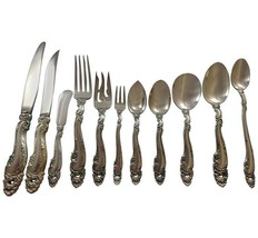 Decor by Gorham Sterling Silver Flatware Set Service Dinner Size 141 Pieces Huge - $9,995.00