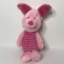 "Disney Store Core Piglet Plush Stuffed Animal Beanie 15"" - $18.69"