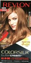 1 Revlon Luxurious Colorsilk Buttercream 80/73N Medium Natural Blonde Ha... - $15.99