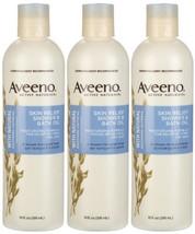 Aveeno Skin Relief Shower & Bath Oil - 10 oz - 3 pk - $60.62