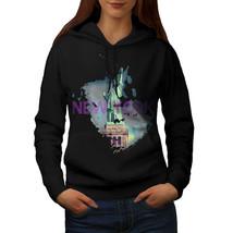 New York Liberty City USA Sweatshirt Hoody USA America Women Hoodie - $21.99+