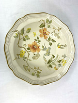 Mikasa Heritage Olde Tapestry Round Vegetable Serving Bowl 9.75  F2005 Japan  - $12.82