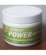 NEW Sealed Patriot Power Greens Berry Flavor Dietary Supplement 30 servings - $43.35