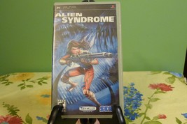 Alien Syndrome (Sony PSP, 2007) - No Manual - Game is in VG Condition - $5.86