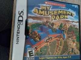 Nintendo DS My Amusement Park image 1