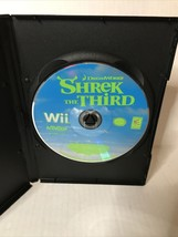 Shrek the Third (Nintendo Wii, 2007) Disc only - Tested and Working - $5.35