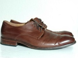 Cole Haan Williams Plain Toe Oxford C23671 Men's Size 11 M Brown Lace Up  - $39.59