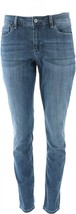 Hot in Hollywood Denim Boyfriend Jeans Varsity Blue 4 NEW A295518 - $34.63