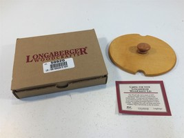 Longaberger Woodcraft Lid 59820 LID- 1999 Horizon of Hope - $14.99