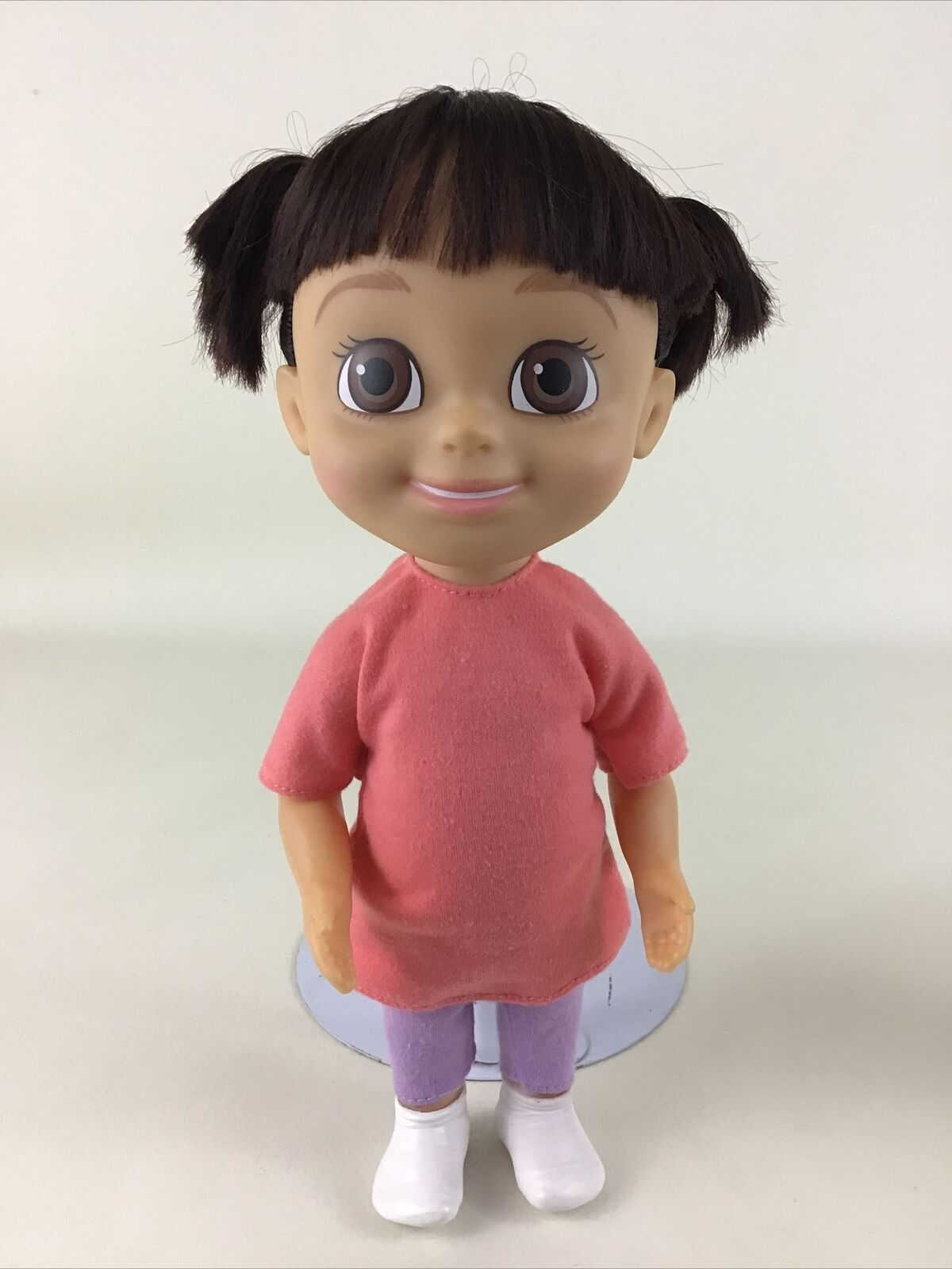 "Primary image for Disney Monsters Inc Talking Babblin' Boo Doll 12"" Pixar Peek A Boo Spin Master"
