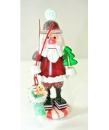 Hallmark Christmas Ornament QX7211 Candy Claus 1st In Series - $6.92