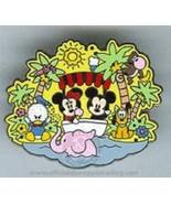 Disney Jungle Cruise HKDL Cute Characters Mickey, Minnie, Donald and Plu... - $21.55