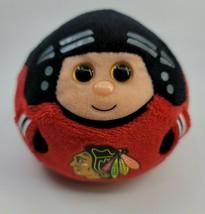 """TY NHL Beanie Ballz -Chicago Blackhawks  Medium Size - 6"""" x 6"""" Ball Toy - $13.99"""