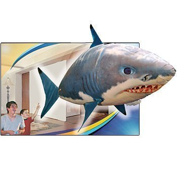 William Mark Air Swimmers Remote Control Flying Shark - by William Mark Air Swim
