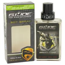 GI Joe by Marmol & Son Eau De Toilette Spray 3.4 oz for Men - $14.95