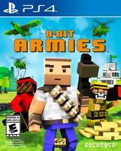 8-Bit Armies: Standard Edition - PlayStation 4 Disc - $21.66