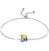 Swarovski Humanist Butterfly Bracelet 5375061 - $8.81