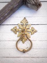 Door Knocker, Metal Wall Decor, Front Porch Decor, Country Home Decor - $23.50