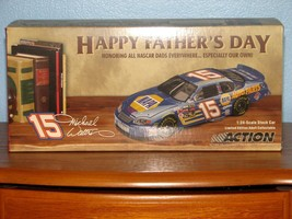 NEW! NASCAR DieCast #15 Michael Waltrip 2004 NAPA FATHER'S DAY GIFT Coll... - $11.95