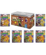 NEW SEALED TMNT Movie Star 6 Piece Action Figure Set Target Exclusive - $123.74