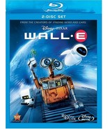 Disney Pixar Wall-E (2-Disc Blu-ray) - $8.96