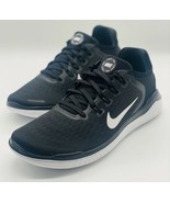 NEW Nike Free RN 2018 Low Women's Running Shoes Black White 942837-001 Size 6.5 - $108.89
