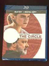 The Circle (Canadian Blu-ray with USA Compatible Disc) BRAND NEW - $9.94