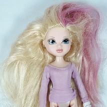 MGA Entertainment Moxie Girlz Long Blonde Pink Hair Avery Doll  - $11.54
