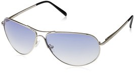 Fastrack Aviator  Sunglasses (Blue)M050BU2 - $70.99
