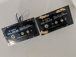 Lot of 2 Original Pioneer CS-55 crossover connection terminals 40W 8 Ohm... - $38.93