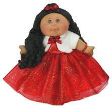 NEW 2016 Cabbage Patch Kids Doll Hispanic Brown Hair/Eyes JULIETA BIANCA - $39.29