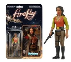 Firefly TV Series Zoe Washburne ReAction Action Figure Funko 2014 MOC SEALED - $12.55