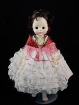 "Madame Alexander 13"" Carmen Doll #1410 w/Original Box - $18.99"