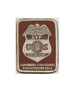 ATF Iraq Combined Explosives Exploitation Cell CEXC EOD Special Agent VE... - $9.99