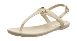 Aldo Womens Gaella T-Bar Sandals Bianco (32 Bone) 7 UK - €73,09 EUR