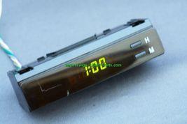 03-08 Toyota Corolla Digital Display Dash Clock *Rebuilt PCB Board* image 4