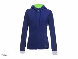 Fila LW143GS5 Women's Comfy Jacket - Twilight - Size XS - $29.70