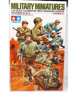 1/35 U.S. Infantry Western European Theater Kit No. MM148 Series No. 48 - $7.75