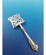 Grande Baroque Wallace Sterling Silver Petit Four Server Custom Made - $62.10
