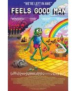 Feels Good Man Poster (2020) Arthur Jones Pepe the Frog Art Print 24x36 ... - $10.90+
