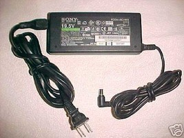 AC19V3 power supply SONY VAIO ALIMENTATORE B07 GRX GRS FR cable plug ele... - $26.69