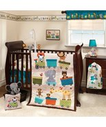 Bedtime Originals Animal Choo Choo Express 3-Piece Crib Set - $69.99