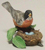 The Lenox Giardino Uccello Collezione Americana Pettirosso (1989) Fine (Bello ) - $59.59