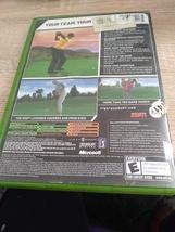 MicroSoft XBox Tiger Woods PGA Tour 07 image 3