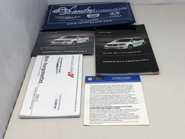 2011 Dodge Grand Caravan Owners Manual and Warranty Guide with Case OEM - $40.31