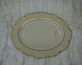 "Theodore Haviland Concorde Large 11.75"" Oval Platter  - $25.47"