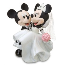 Disney Parks Minnie Mickey Mouse Bride Groom Po... - $55.06