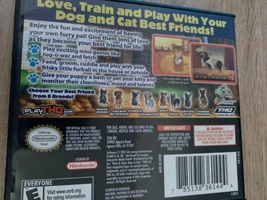 Nintendo DS Paws & Claws: Dogs & Cats: Best Friends image 2